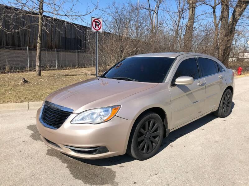 2013 Chrysler 200 for sale at Posen Motors in Posen IL