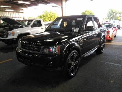 2010 Land Rover Range Rover Sport for sale at Auto Beast in Fort Lauderdale FL