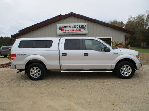 2014 Ford F-150 for sale at Granite Auto Sales in Redgranite WI