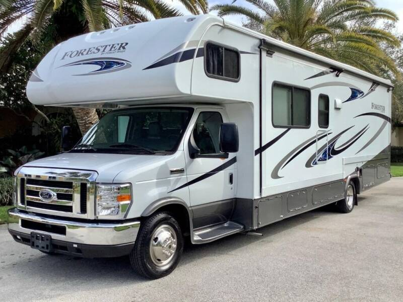 2018 Forest River Forester for sale at Hardy Automotive in Hollywood FL