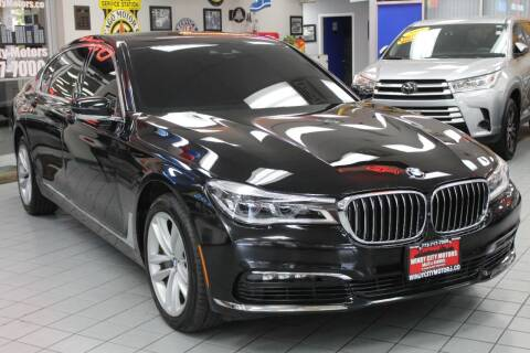 2016 BMW 7 Series for sale at Windy City Motors in Chicago IL