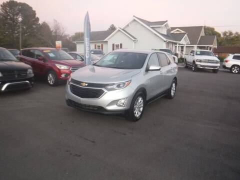 2018 Chevrolet Equinox for sale at Rob Co Automotive LLC in Springfield TN