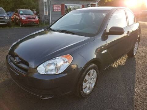 2010 Hyundai Accent for sale at Arcia Services LLC in Chittenango NY
