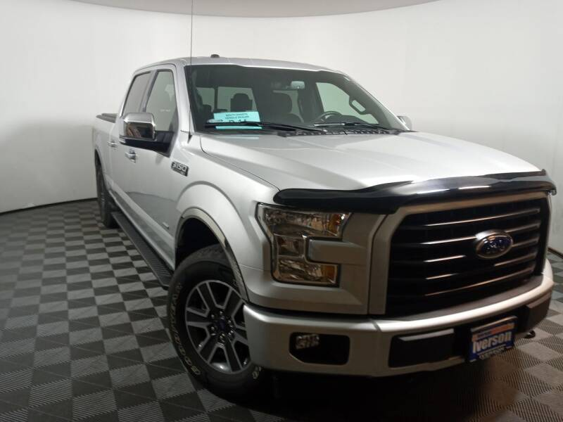 2017 Ford F-150 for sale in Mitchell, SD