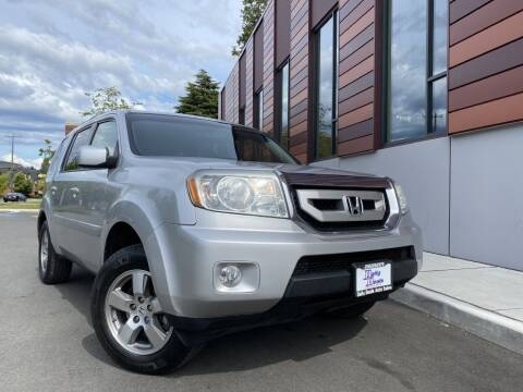 2011 Honda Pilot for sale at DAILY DEALS AUTO SALES in Seattle WA
