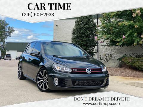 2014 Volkswagen GTI for sale at Car Time in Philadelphia PA