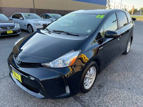 2015 Toyota Prius v for sale at M.A.S.S. Motors - MASS MOTORS in Boise ID