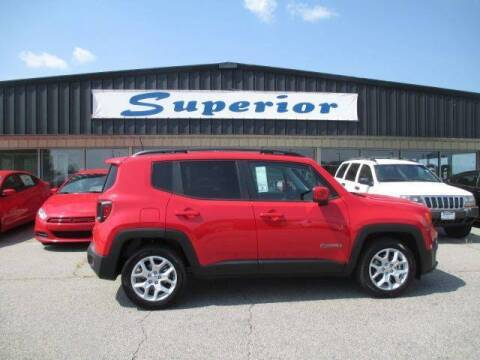 2018 Jeep Renegade for sale at SUPERIOR CHRYSLER DODGE JEEP RAM FIAT in Henderson NC