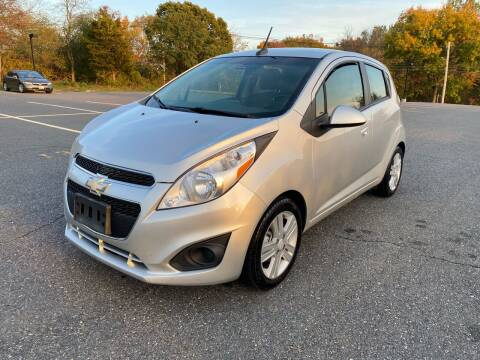 2013 Chevrolet Spark for sale at Broadway Motor Sales and Auto Brokers in North Chelmsford MA