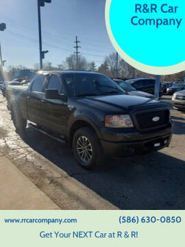 2007 Ford F-150 for sale at R&R Car Company in Mount Clemens MI