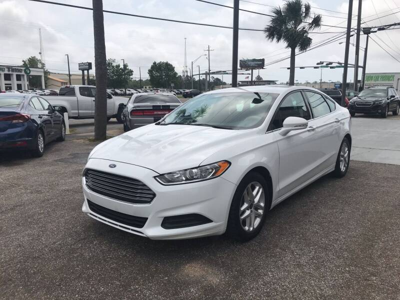2015 Ford Fusion for sale at Advance Auto Wholesale in Pensacola FL