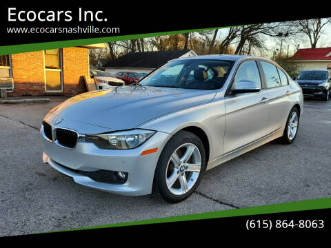 2015 BMW 3 Series for sale at Ecocars Inc. in Nashville TN