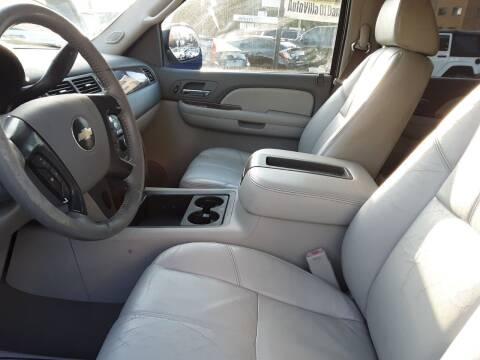 2008 Chevrolet Suburban for sale at Auto Villa in Danville VA