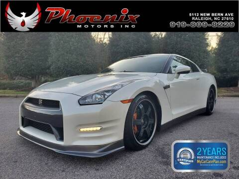 2014 Nissan GT-R for sale at Phoenix Motors Inc in Raleigh NC