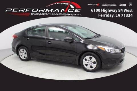 2017 Kia Forte for sale at Performance Dodge Chrysler Jeep in Ferriday LA