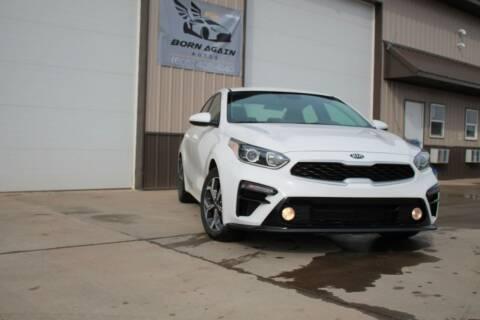 2019 Kia Forte for sale at Born Again Auto's in Sioux Falls SD
