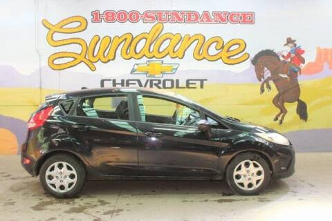 2012 Ford Fiesta for sale at Sundance Chevrolet in Grand Ledge MI
