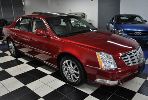 2010 Cadillac DTS for sale at Podium Auto Sales Inc in Pompano Beach FL