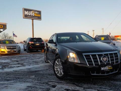 2012 Cadillac CTS for sale at MotoMaxx in Spring Lake Park MN