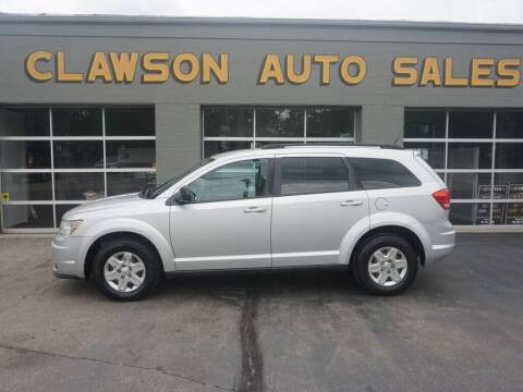 2011 Dodge Journey for sale at Clawson Auto Sales in Clawson MI