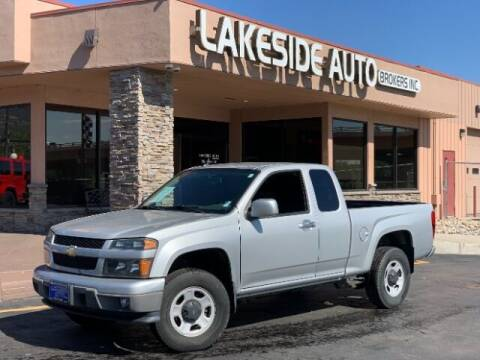 2012 Chevrolet Colorado for sale at Lakeside Auto Brokers in Colorado Springs CO