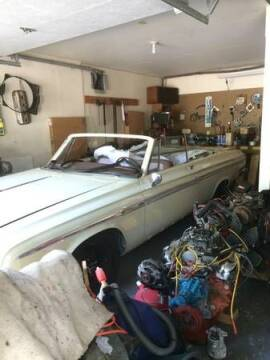 1964 Plymouth Sport Fury for sale at Classic Car Deals in Cadillac MI
