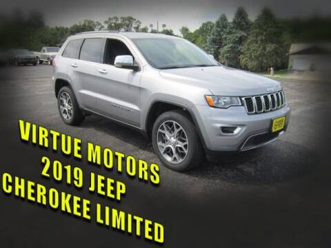 2019 Jeep Grand Cherokee for sale at Virtue Motors in Darlington WI