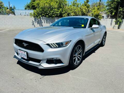 2016 Ford Mustang for sale at Used Cars Fresno Inc in Fresno CA