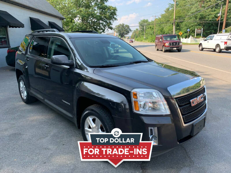 2014 GMC Terrain for sale at QUINN'S AUTOMOTIVE in Leominster MA