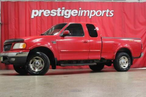 2001 Ford F-150 for sale at Prestige Imports in St Charles IL