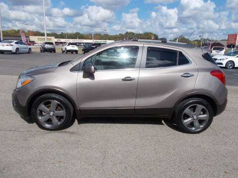 2013 Buick Encore for sale at West TN Automotive in Dresden TN