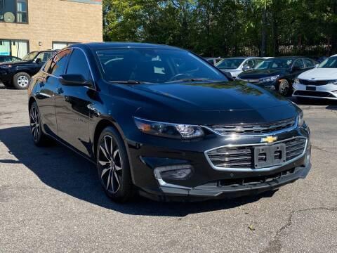 2018 Chevrolet Malibu for sale at Car Source in Detroit MI