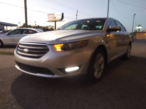 2013 Ford Taurus for sale at Best Buy Autos in Mobile AL