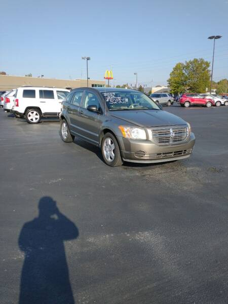 2008 Dodge Caliber for sale at McCully's Automotive in Benton KY