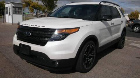 2014 Ford Explorer for sale at Motor City Idaho in Pocatello ID