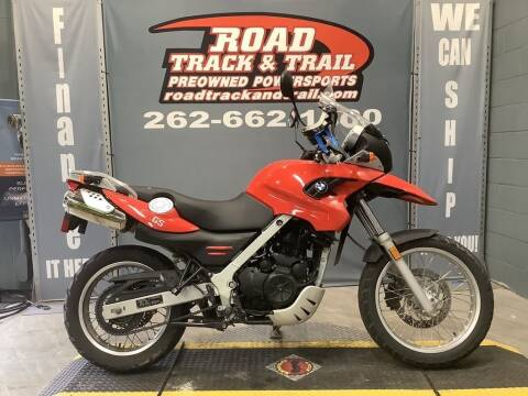 2009 BMW G 650 GS for sale at Road Track and Trail in Big Bend WI