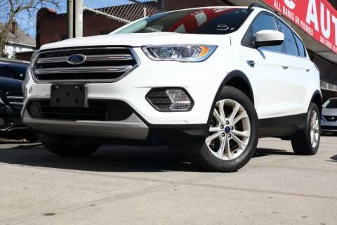 2018 Ford Escape for sale at HILLSIDE AUTO MALL INC in Jamaica NY