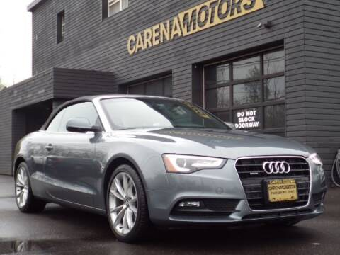 2014 Audi A5 for sale at Carena Motors in Twinsburg OH