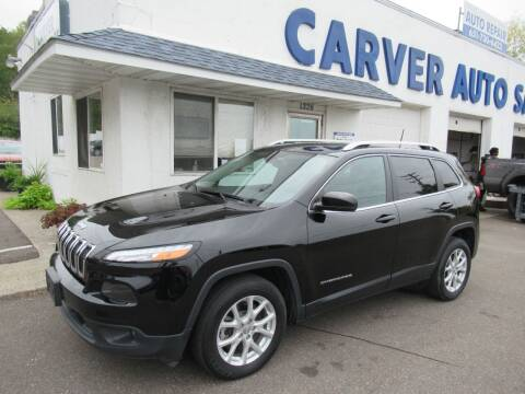 2017 Jeep Cherokee for sale at Carver Auto Sales in Saint Paul MN