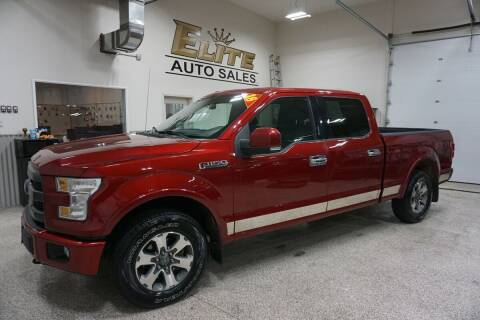 2016 Ford F-150 for sale at Elite Auto Sales in Idaho Falls ID