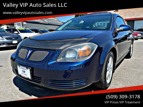 2009 Pontiac G5 for sale at Valley VIP Auto Sales LLC in Spokane Valley WA