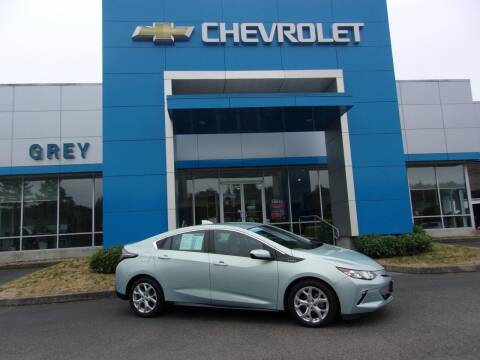 2018 Chevrolet Volt for sale at Grey Chevrolet, Inc. in Port Orchard WA