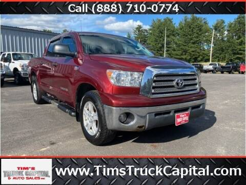 2008 Toyota Tundra for sale at TTC AUTO OUTLET/TIM'S TRUCK CAPITAL & AUTO SALES INC ANNEX in Epsom NH