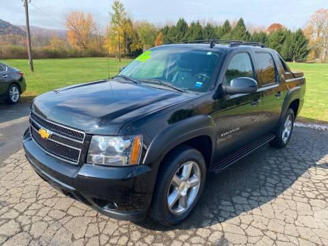2013 Chevrolet Avalanche for sale at Hillside Motors in Campbell NY