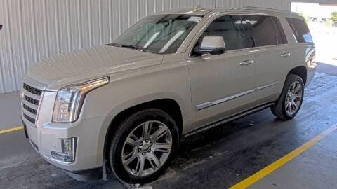 2015 Cadillac Escalade for sale at HERMANOS SANCHEZ AUTO SALES LLC in Dallas TX