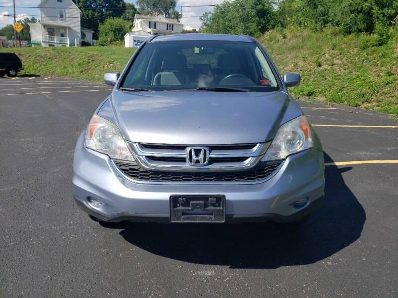 2011 Honda CR-V for sale at KANE AUTO SALES in Greensburg PA
