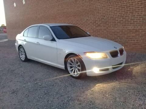 2011 BMW 3 Series for sale at Dreamline Motors in Coolidge AZ