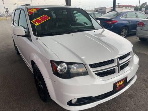 2018 Dodge Grand Caravan for sale at Top Line Auto Sales in Idaho Falls ID