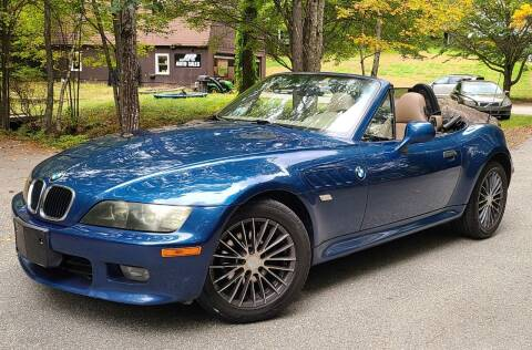 2001 BMW Z3 for sale at JR AUTO SALES in Candia NH