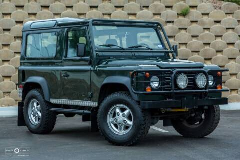 1995 Land Rover Defender for sale at Veloce Motorsales in San Diego CA